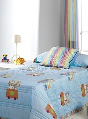 REIG MARTI Edredón Boutie (Azul)