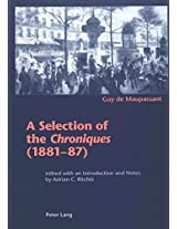 A Selection of the Chroniques (1881-87)