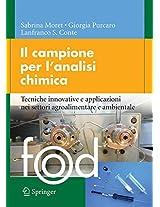 Il campione per l'analisi chimica: Tecniche innovative e applicazioni nei settori agroalimentare e ambientale (Food)