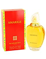 Amarige By Givenchy Womens Eau De Toilette Spray 3.4 Oz 100% Authentic