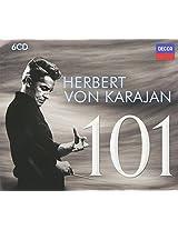 101 Herbert von Karajan [6 CD]