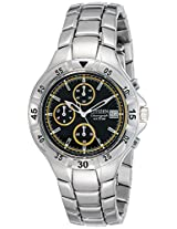 Citizen Analog Black Dial Men's Watch - AN3330-51F