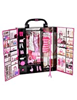 Mattel Barbie Fashionista Ultimate Closet - Multicolour