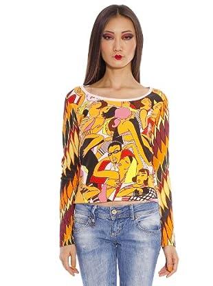 Custo Camiseta Aut (Multicolor)