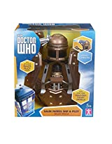 "Doctor Who Action Figures - Dalek Security Patrol Ship - Measures 8"" Tall, Includes Dalek Figure"