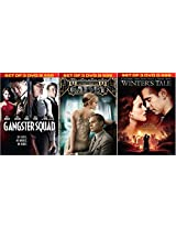 Gangster Squad /  The Winter's Tale / The Great  Gatsby