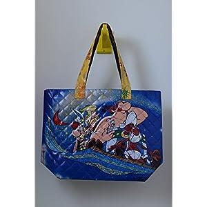 Kitschdii Astrix Comic Tote Bag- HTT-04