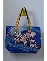 Kitschdii Astrix Comic Tote Bag- HTT-04