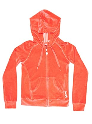 Miss Sixty Kids Sudadera Con Cremallera (Coral)