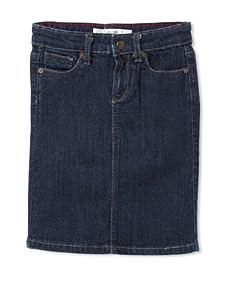 Joe's Jeans Girl's 2-6X Denim Pencil Skirt (Tessa)
