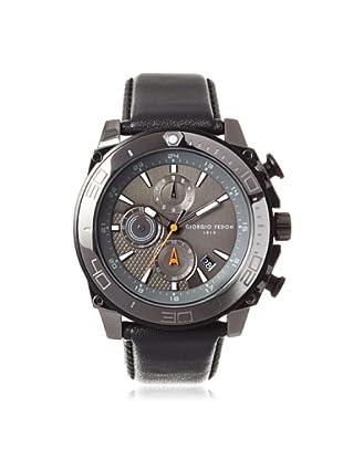 Giorgio Fedon 1919 Men's GIOGFBC004 Speed Timer III Black/Charcoal Stainless Steel Watch