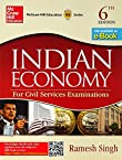 Indian Economy for Civil Services Exam - Tata McGraw Hill Education (India) Private Limited