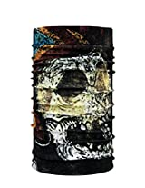 Noise Original 13 in 1 Rooker Skulls Black Headwrap