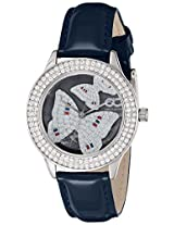 Gio Collection Analog Silver Dial Women's Watch - G0054-02