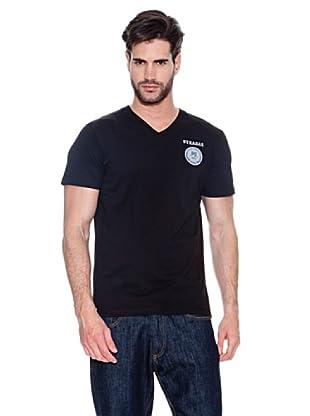 Paul Stragas Camiseta Boston (Negro)