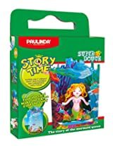 Paulinda Story Time Mermaid Princess, Multi Color