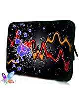 Generic Carry Case Cover Sleeve for Apple iPad Mini Google Nexus 7 Samsung Galaxy Tab Blackberry Playbook HCL ME Huawei Mediapad Lenovo Ideapad Micromax Funbook Asus Memo Karbonn Smart 7 inch Tablet Black_A7T249333549