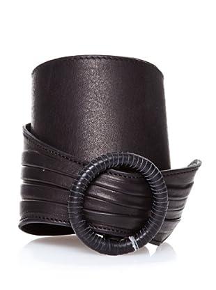 Guess Cinturón Fruncido (negro)