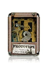 GelaSkins Protective Skin with Screen Protector for iPod nano 3G (Steampunk)
