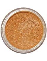 Divine Skin & Cosmetics Bronze Loose Mineral Eyeshadows 2.5 G Dark Yellow [Misc.]