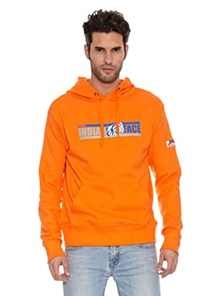 The Indian Face Sudadera Madison (Naranja)