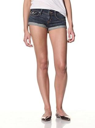 SOLD Denim Women's Sassy Shorts (Indigo)