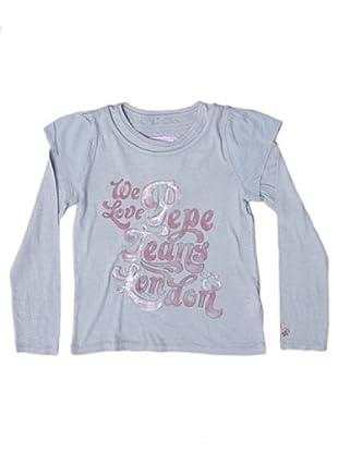 Pepe Jeans London Camiseta Tailor (Gris)