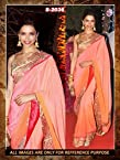 New Designer Indian Ethnic Party Wedding Wear Women's Saree at craftsvilla With Blouse S-2036