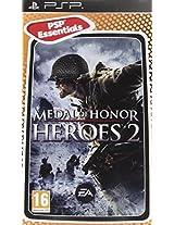 Medal Of Honor - Heroes 2 (Psp)