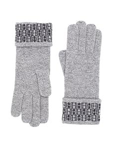 Hermès Men's Cashmere Gloves (Grey)
