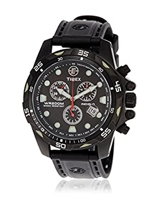 TIMEX Reloj de cuarzo Unisex Unisex Expedition Negro 46 mm46 mm