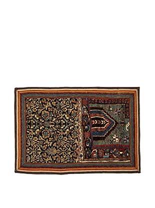 RugSense Teppich Persian Classic Patchwork mehrfarbig 95 x 64 cm