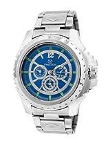 PREEZON Analogue Blue Dial Men's Watch - PI-SWIFT-01