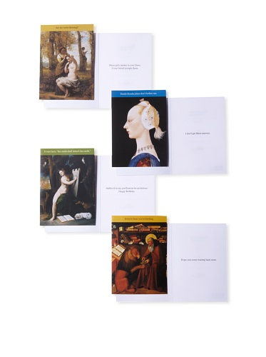 Calypso Renaissance Woman 24 Card Set
