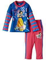 Disney Girl's Princess Pyjama Set