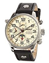 Ingersoll Men's IN6106CR Bison NO. 19 Analog Display Automatic Self Wind Black Watch