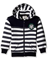 Nauti Nati Boys' Hooded Top