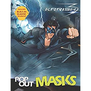 Krrish Mask Book