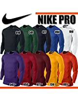 Nike As Core Compression LS 2.0 MCK, Men's Medium (Black)
