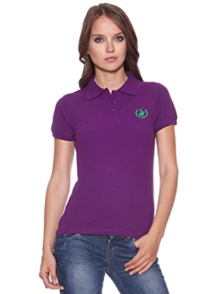 Polo Club Poloshirt Alabama (Violett)