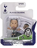 Soccerstarz Spurs Clint Dempsey Home Kit (2014 Version) Toy Football Figures