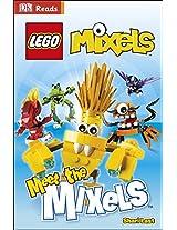 LEGO® Mixels Meet The Mixels (DK Reads Starting To Read)