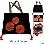 Ireeya's Handmade Bag: Tote Canvas + Free Shipping