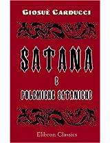 Satana e polemiche sataniche (Italian Edition)