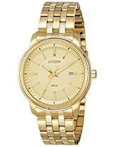Citizen Analog Gold Dial Men's Watch - BI1082-50P