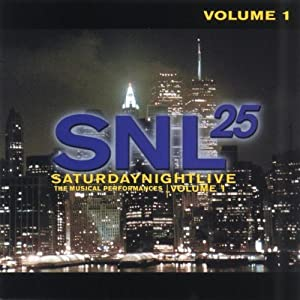 Saturday Night Live: 25 Years Of Musical Performances, Vol. 1 [Live]