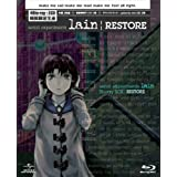 serial experiments lain Blu-ray BOX|RESTORE (������萶�Y)���������ɂ��