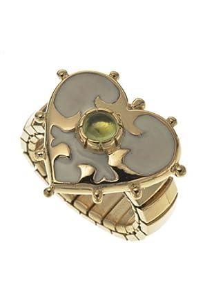 Nomination Ring Persia goldfarben