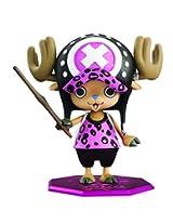 Megahouse One Piece Portrait of Pirates: Chopper (Leopard Version) PVC Figure