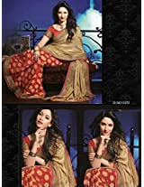 Bollywood Replica Saree Tamanna Party Wedding Wear Saree: NFS1170